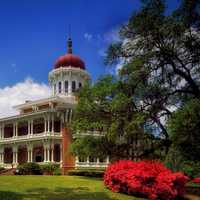 Longwood House in Natchez, Missisippi