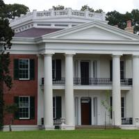 Melrose estate at Natchez National Historical Park in Mississippi