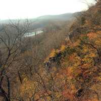 Bluff View at Castlewood State Park, Missouri
