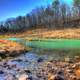 Colorful Pool at Johnson's Shut-Ins State Park