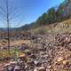 Dried Stream Bed at Johnson's Shut-Ins State Park