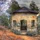 Watch tower at Meramec State Park, Missouri