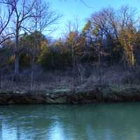 Current River at Montauk State Park, Missouri
