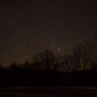 Bright Stars in Ozark National Scenic Riverways, Missouri