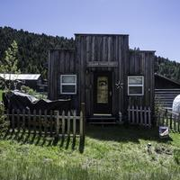 Old Elkhorn Trading Post in Montana