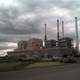 Colstrip Power Plants 1-4 from right to left in Montana