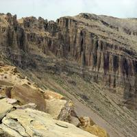Red Mountain Rocks and Geology in Montana
