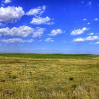 Plains Under the Sky at Panorama Point, Nebraska