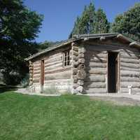 Rhodes Cabin at Great Basin National Park, Nevada