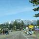 US Route 50 going through south Lake Tahoe