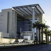 Federal Courthouse in Las Vegas, Nevada