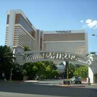 Mirage Hotel and Casino in Las Vegas, Nevada