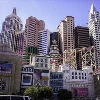 New York Hotel and Casino in Las Vegas, Nevada