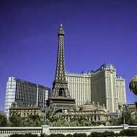 Paris Hotel and Casino in Las Vegas, Nevada