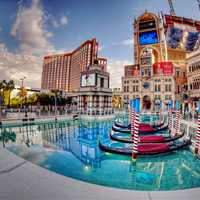 Resorts and Hotels in Las Vegas, Nevada