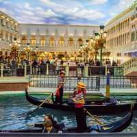 The Venetian at Las Vegas, Nevada