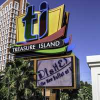 Treasure Island Hotel and Casino in Las Vegas, Nevada