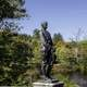 Young Soldier Statue in Concord, New Hampshire