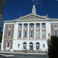 Littleton Courthouse and Post Office in New Hampshire