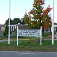 New Hampshire State Prison for Women in Goffstown, New Hampshire