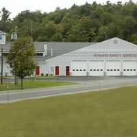 New Safety Services facility in Sunapee, New Hampshire