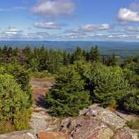 Pack Monadock Summit in New Hampshire