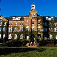 Saint Anselm College in New Hampshire