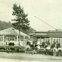 Stratham Hill Park in 1905 in New Hampshire