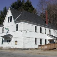 Town Hall Building in Wentworth, New Hampshire