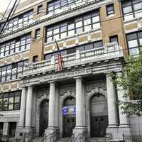 Dr. Ronald E. McNair Academic High School in Jersey City, New Jersey