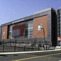 Prudential Center in Newark, New Jersey