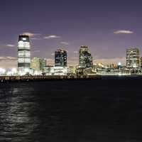 Skyline of Newark, New Jersey