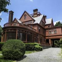 Thomas Edison residence in New Jersey