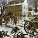 Historic Battle of Trenton, New Jersey