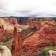 Canyon De Claire landscape in New Mexico