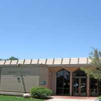 Hobbs Public Library Building in New Mexico