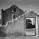 Pueblo Mission building in New Mexico