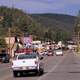 Streets of Ruidoso, New Mexico
