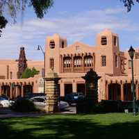 Indian Arts Museum in Santa Fe, New Mexico