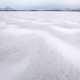Lordsburg Playa covered in snow