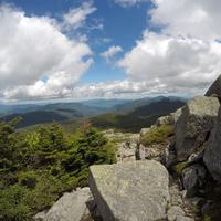 Climbing the Mountains in the Adirondacks
