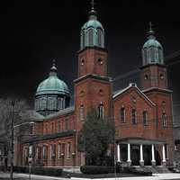 Church Basilica in Buffalo, New York