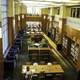 Study Room in Bostock Library at Duke University