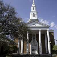 Baptist Church at UNC Chapel Hill, North Carolina