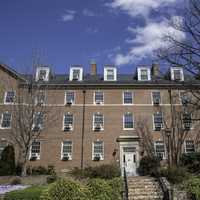 Dorm Hall at UNC Chapel Hill in North Carolina