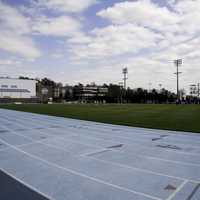 UNC Track Complex at Chapel Hill, North Carolina