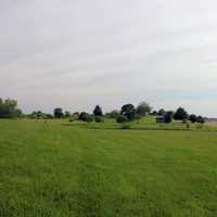 Lakeshore and Grassland at Buck Creek State Park