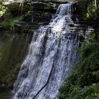 Brandywine Falls at Cayuhoga Valley National Park, Ohio