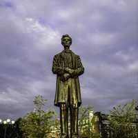 Abraham Lincoln Monument, Lytle Park, Cincinnati, Ohio