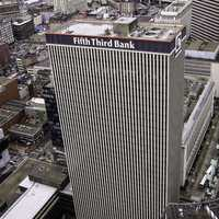 Fifth Third Bank Building in Cincinnati, Ohio
